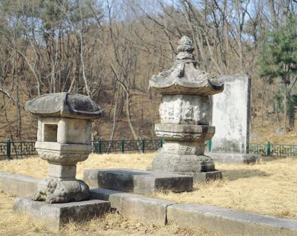 충주 청룡사지 보각국사탑