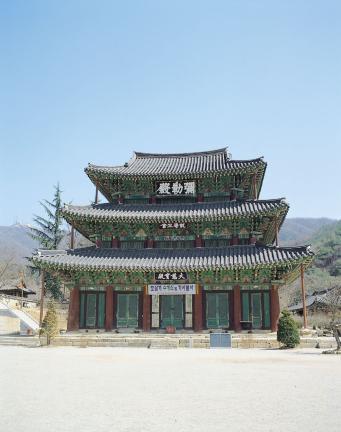 김제 금산사 미륵전