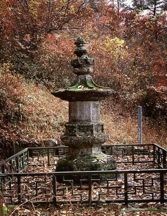 구례 연곡사 북 승탑