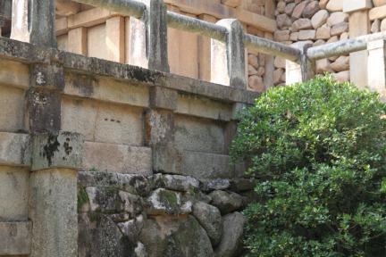 불국사청운교백운교 석축