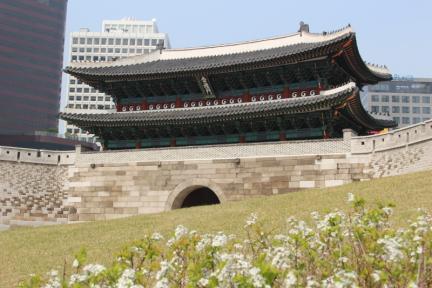 봄 숭례문(2015)