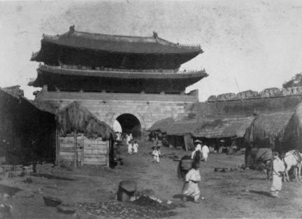 숭례문(1882)