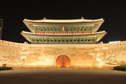 숭례문 야경(2013)