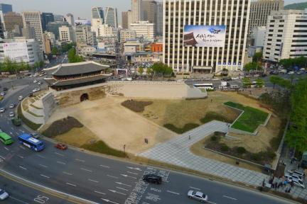 숭례문 전경(2013)