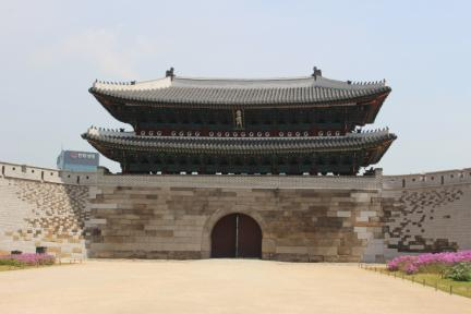 숭례문 정면(2014)
