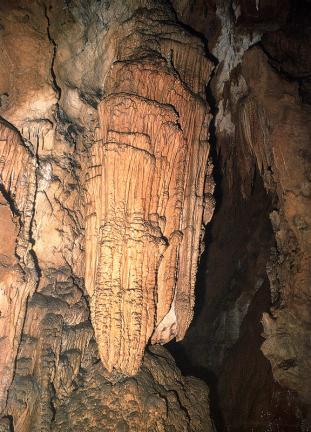 벽걸이종유석