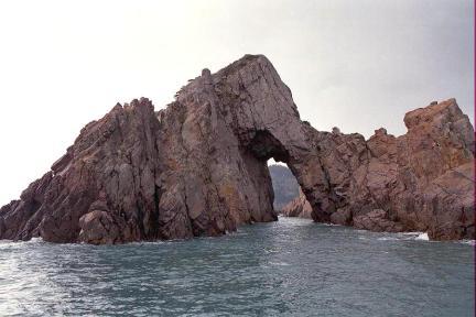 홍도 천연보호구역
