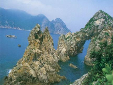 홍도천연보호구역
