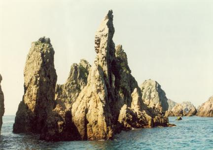 손가락바위