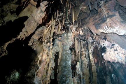 울진성류굴