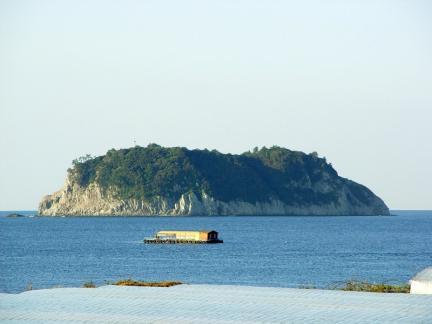 문섬·범섬천연보호구역
