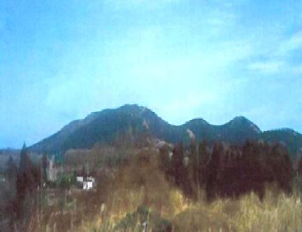 거문오름원경