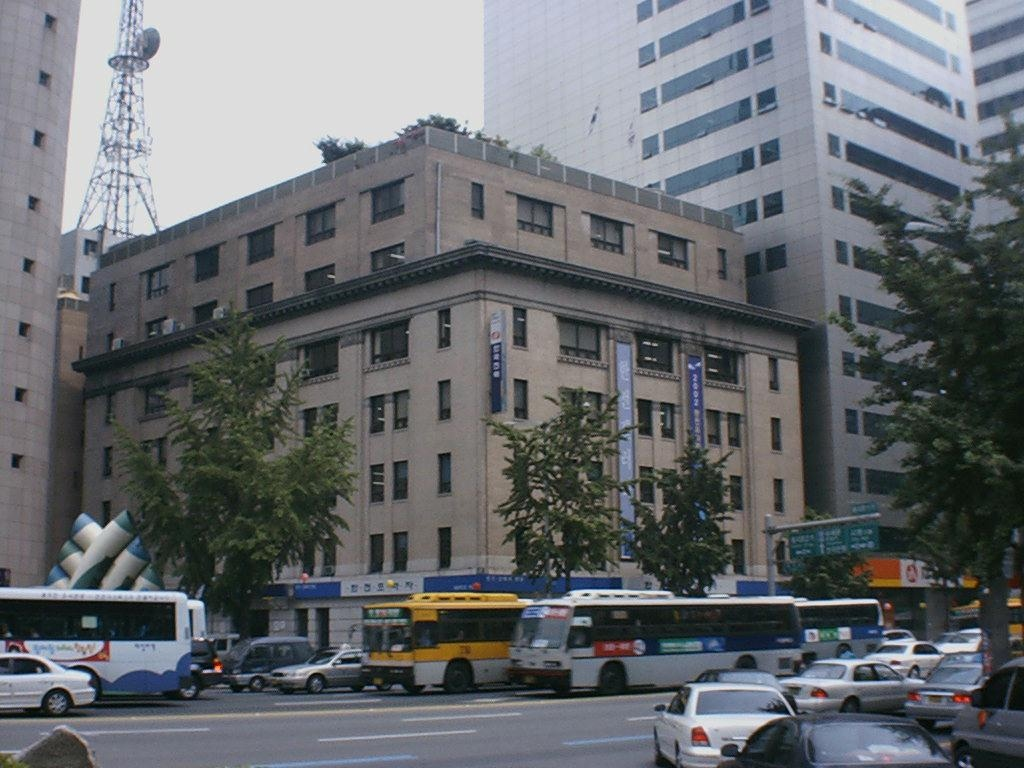 Korea Electric Power Corporation (KEPCO) Building on Namdaemun-ro, Seoul