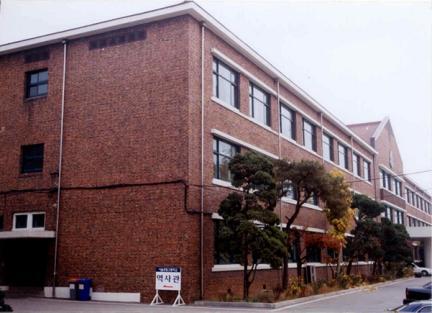 건물 현황(2002년 5월, 문화재청)
