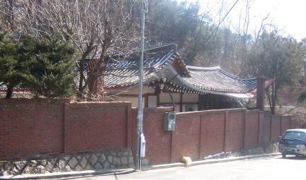 평창동 박종화 가옥/문화재청
