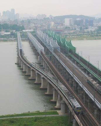 한강철도교/문화재청