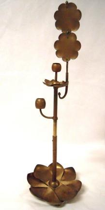 유제화형촛대