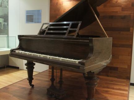 배재학당 피아노