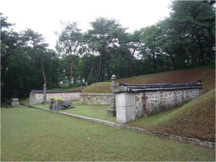 서울 손병희 묘소