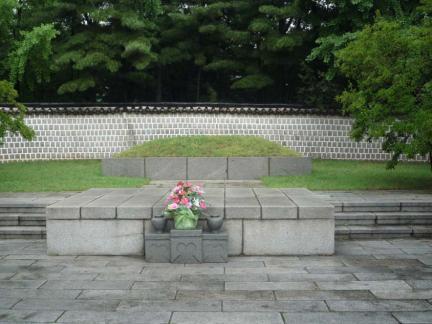 서울 안창호 묘소