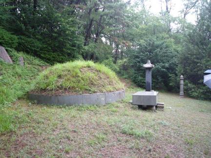 서울 김창숙 묘소