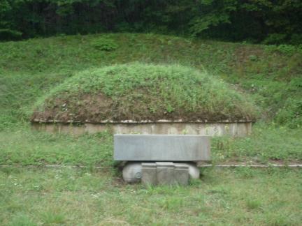 서울 신익희 묘소 전경