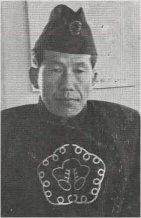 판사 법복 (김홍섭 판사)