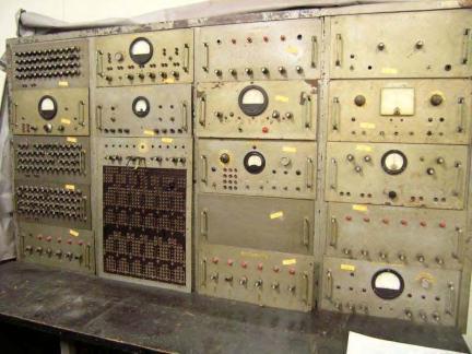 연세 101 아날로그 전자계산기