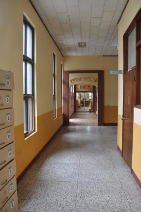 건물복도(2층)/문화재청