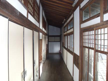 건물내부(2층)/2012.03/문화재청 보유
