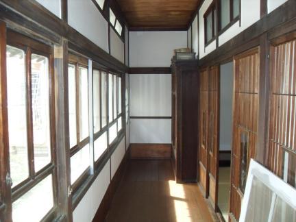 건물내부(1층)복도/2012.03/문화재청 보유