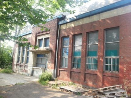인천 구 창고 및 부속동(선거계사무소 전경)