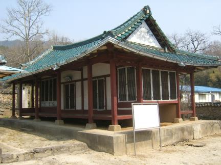용호당 전경/문화재청