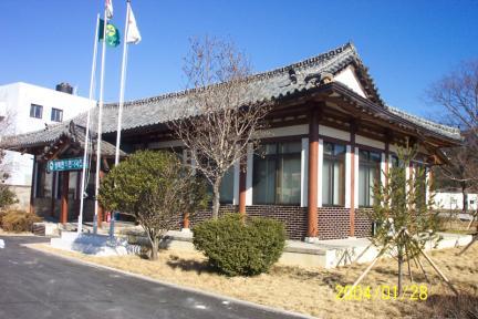울산 구 상북면사무소