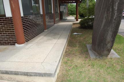 건물주초 및 기단/문화재청