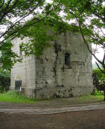 급수탑 현황(2008년 8월, 문화재청)