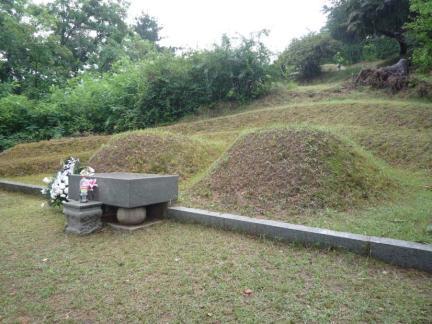 구리 한용운 묘소
