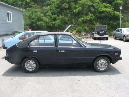 현대자동차 포니1