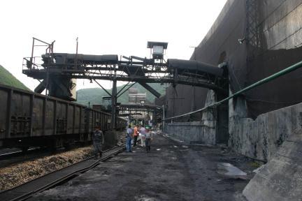 선탄시설 현황(2008년 9월, 문화재청)