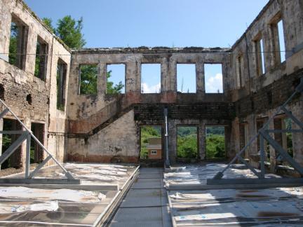 건물 내부1(2009년 7월, 문화재청)