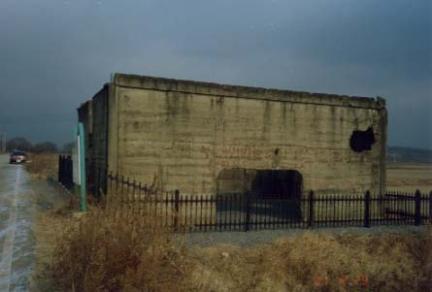 얼음창고 현황(2002년 5월, 문화재청)