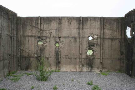 건물 내부(2008년 8월, 문화재청)