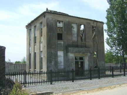 건물 현황(2008년 8월, 문화재청)