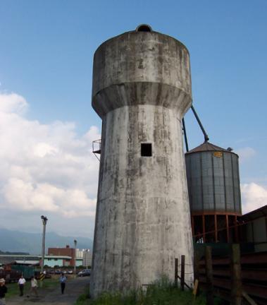 원주역 급수탑