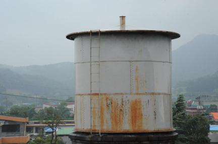 급수탑 물탱크/문화재청