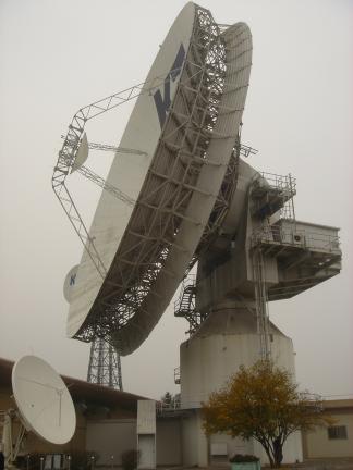 금산위성통신 제1지구국 안테나설비
