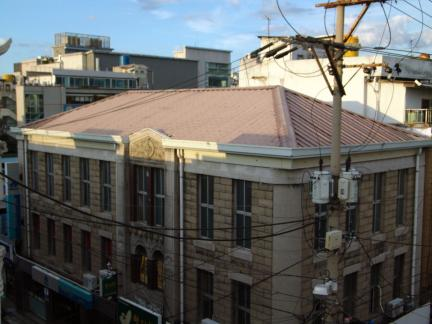 지붕 전경