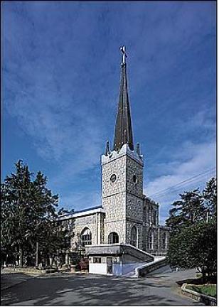 여수 구 애양원교회