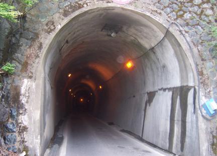 여수 마래 제2터널