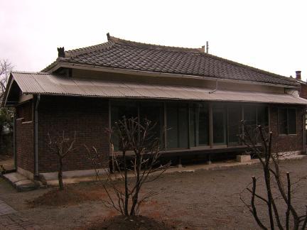 제223호 광양 서울대학교 남부연습림 관사